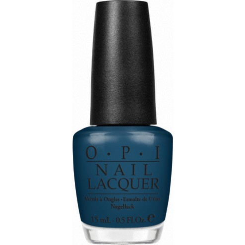 OPI Ski Teal We Drop NLZ16