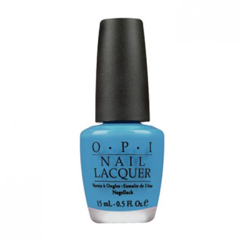 OPI NL B83 No Room For The Blues