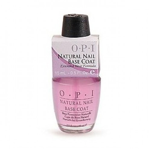 OPI Nail Polish Natural Nail Base Coat NTT10 0.5 oz