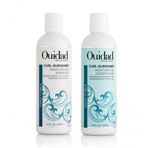 Ouidad Curl Quencher Moisturizing Shampoo And Conditioner (8.5 Oz each)