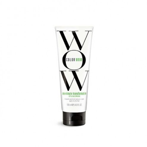 ONE-MINUTE TRANSFORMATION STYLING CREAM