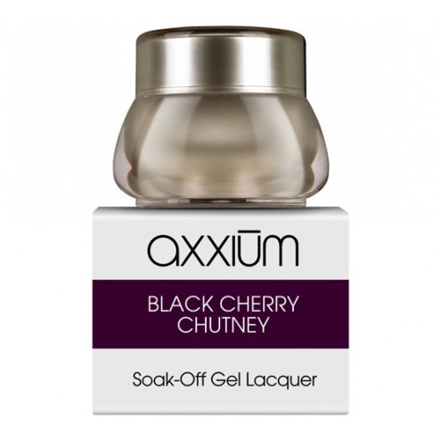 OPI Axxium Soak-Off Gel Lacquer - Black Cherry Chutney