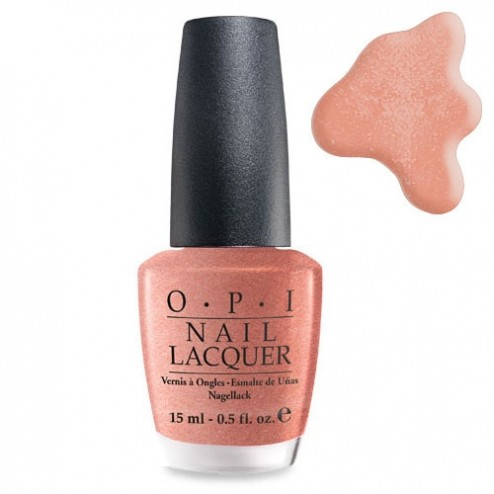 OPI Cozu-melted in the Sun NLM27