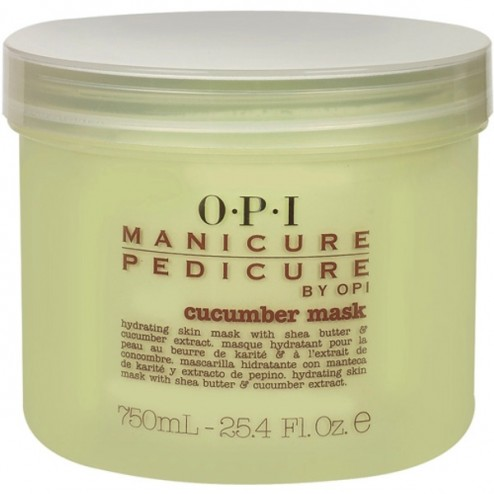 OPI Cucumber Mask