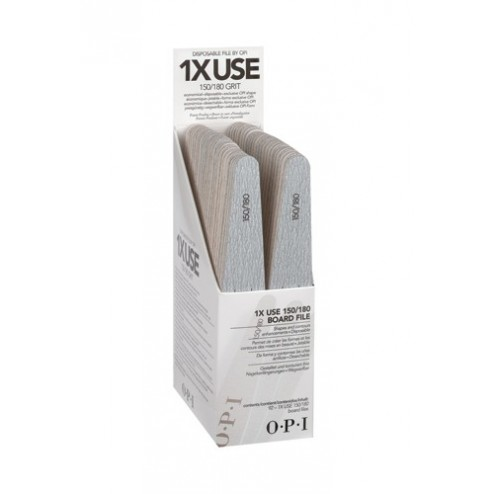 OPI Disposable File 150-180 Grit (92 Files).