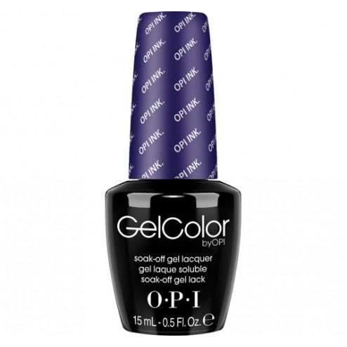 OPI GelColor Soak-Off Gel Lacquer - OPI Ink