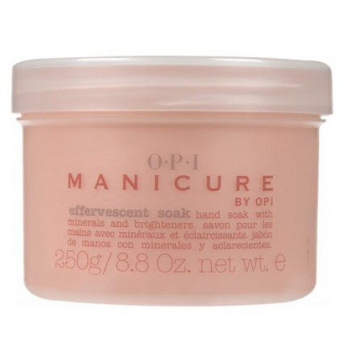 OPI Manicure Effervescent Soak Powder 8.8 Oz