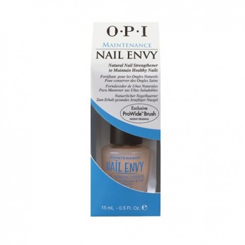 OPI Nail Envy Maintenance Natural Nail Strengthener 0.5 Oz