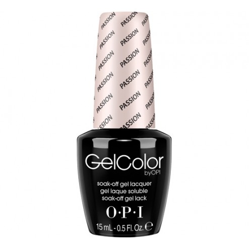 OPI GelColor Soak-Off Gel Lacquer - Passion