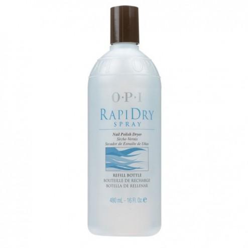 OPI RapidDry Nail Polish Dryer Spray Refill Size 16 Oz