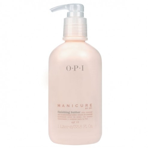 OPI Manicure Finishing Butter 32 Oz.