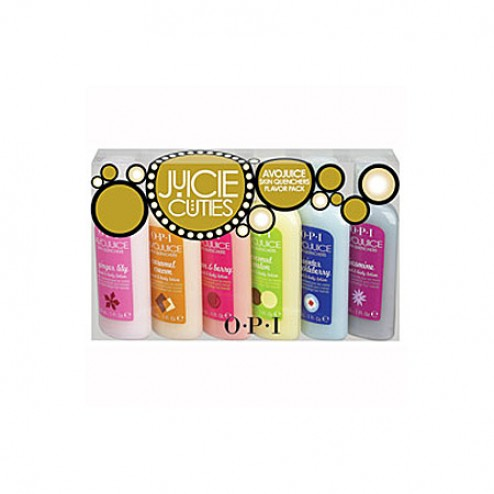 OPI Juicie Cuties Lotion (Avojuice 6pc)  FREE With $100 Orders