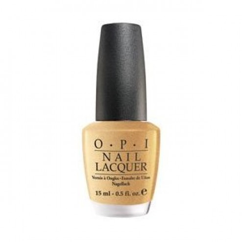 OPI Curry Up Dont Be Late Item NLI49