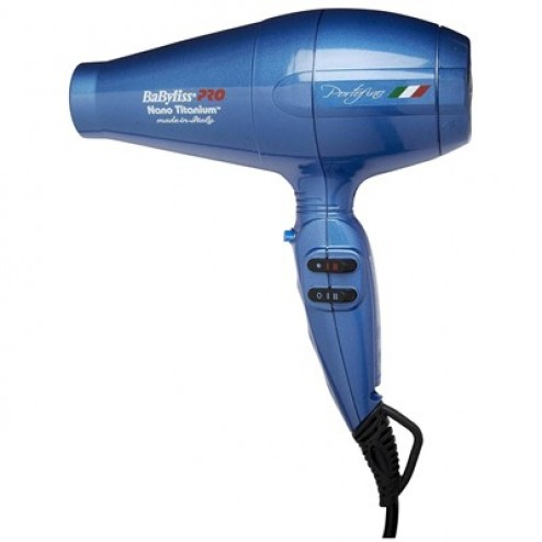 BaByliss Portofino Dryer- Blue