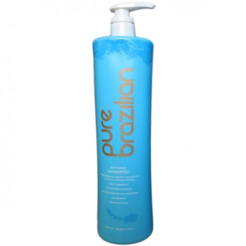Pure Brazilian Anti-Frizz Shampoo 33.8 oz