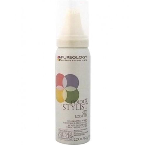 Pureology Colour Stylist Silk Bodifier Volumizing Mousse