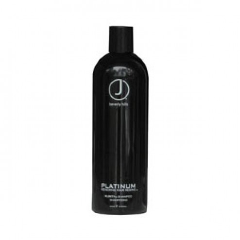 J Beverly Hills Platinum Purity Renewing Shampoo 16oz