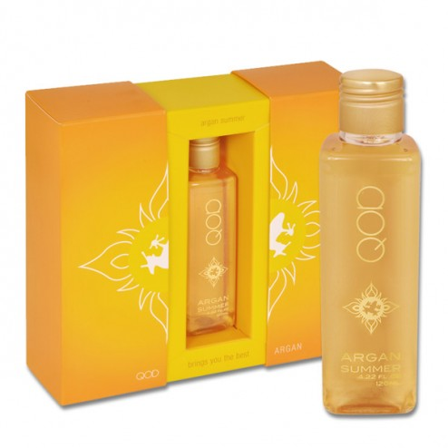 QOD Argan Oil Summer Hair Treatment