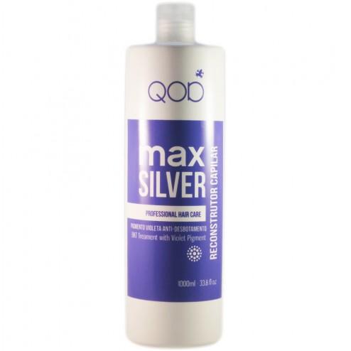 QOD Max Silver Keratin Smoothing Treatment 33.8 Oz