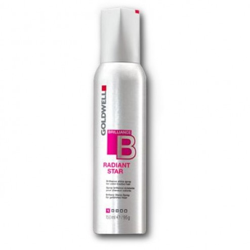 Goldwell Styling Brilliance Radiant Star Shine Spray 4.1oz