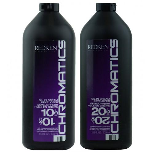 Redken Chromatics Oil in Cream Developer