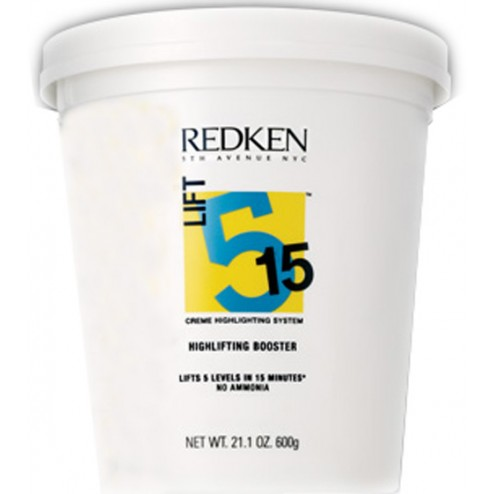 Redken Lift 5/15 Power Tub Highlifting Booster 21.1 Oz