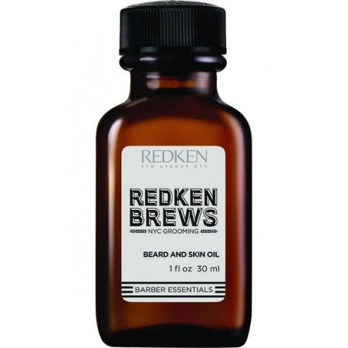 Redken Brews Beard & Skin Oil 1 Oz
