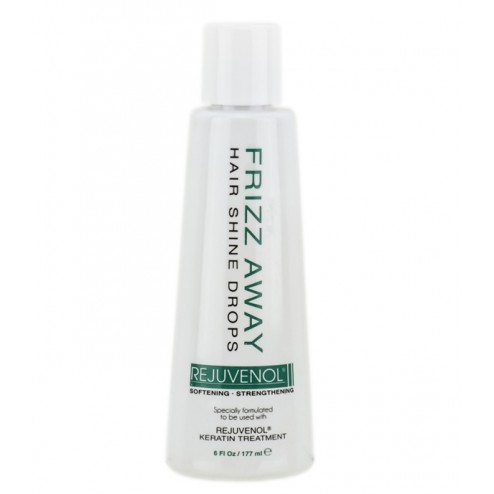 Rejuvenol Frizz Away Hair Shine Drops