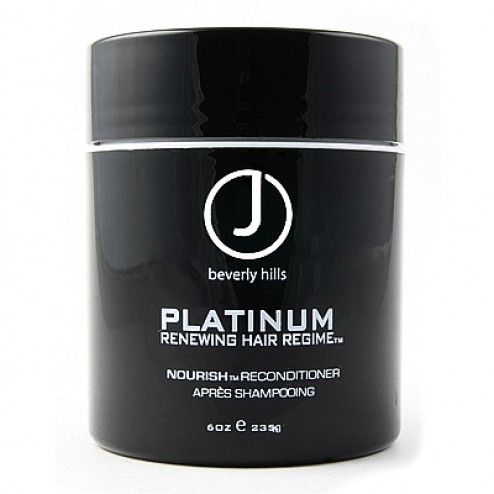 J Beverly Hills Platinum Nourish Reconditioner 6oz