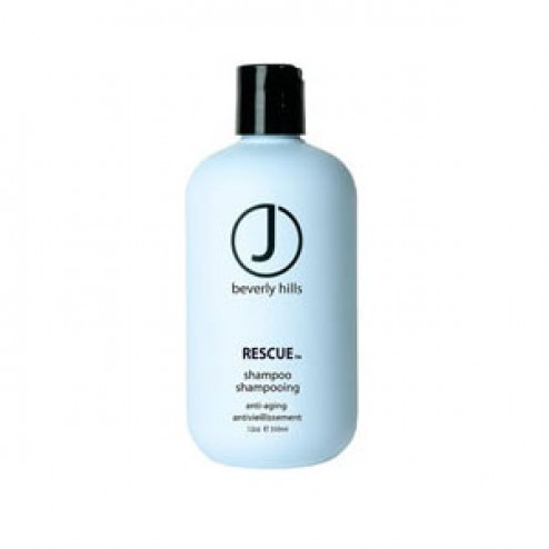 J Beverly Hills Rescue Anti-Aging Shampoo 12oz