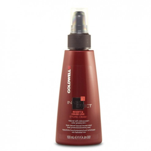 Goldwell Inner Effect ReSoft Color Live Styling Cream 3.3oz