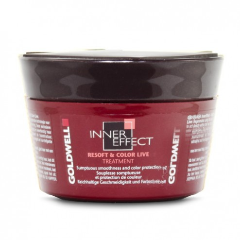 Goldwell Inner Effect ReSoft Color Live Treatment 5oz