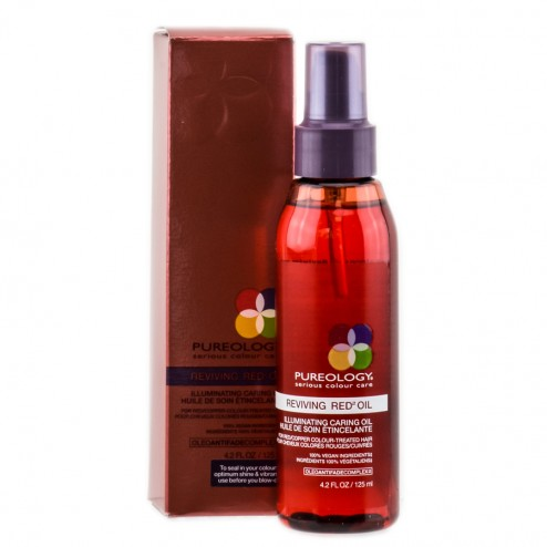 Reviving Red Illuminating Caring Oil