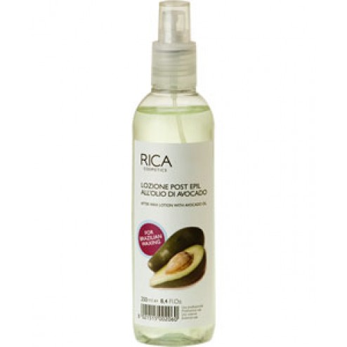 Rica Avocado Oil After Wax Lotion 8.4 Oz