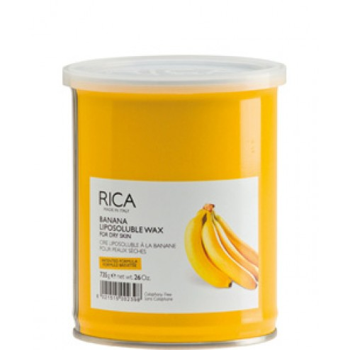 Rica Banana Liposoluble Wax 26 Oz
