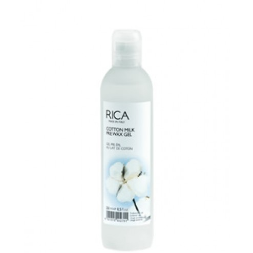 Rica Cotton Milk Pre Wax Gel 8.4 Oz