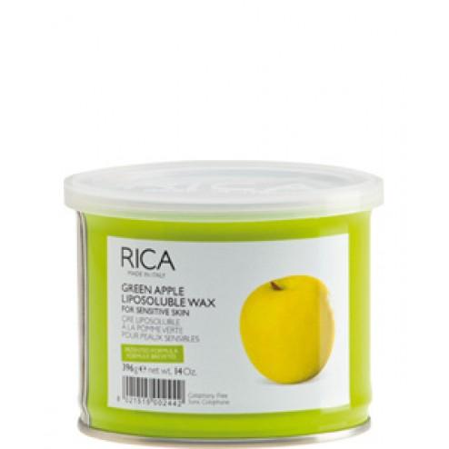 Rica Green Apple Liposoluble Wax 14 Oz
