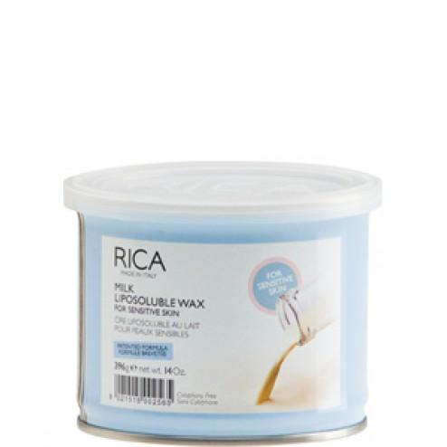Rica Milk Liposoluble Wax 14 Oz