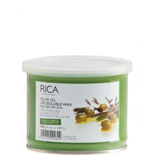 Rica Olive Oil Liposoluble Wax 14 Oz