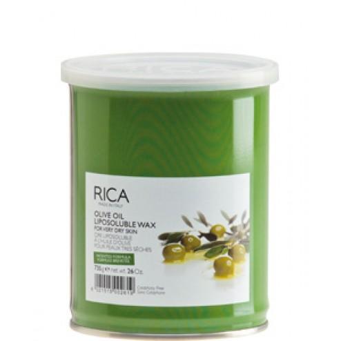 Rica Olive Oil Liposoluble Wax 26 Oz