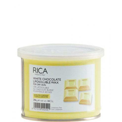 Rica White Chocolate Liposoluble Wax 14 Oz