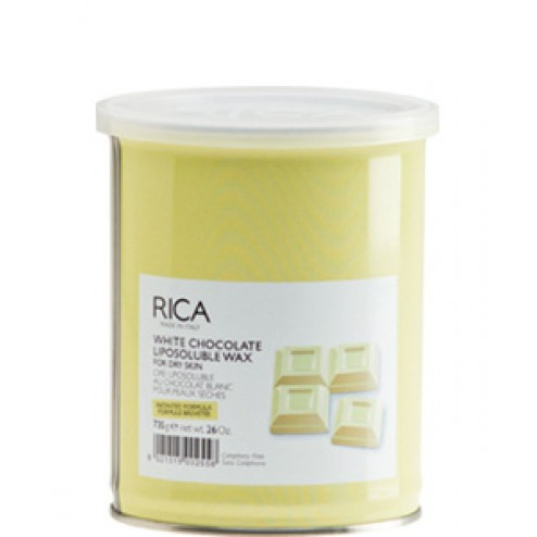 Rica White Chocolate Liposoluble Wax 26 Oz