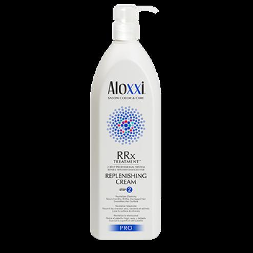 Aloxxi RRx Treatment Replenishing Cream Step 2