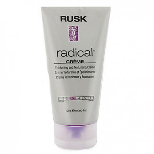Rusk Radical Texturizing Creme 4 oz