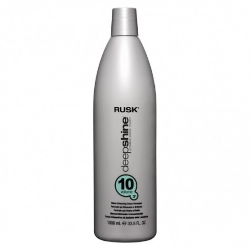 Rusk Deepshine Shine Enhancing Cream Developer 10 volume