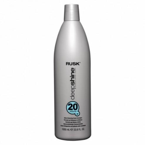 Rusk Deepshine Shine Enhancing Cream Developer 20 volume