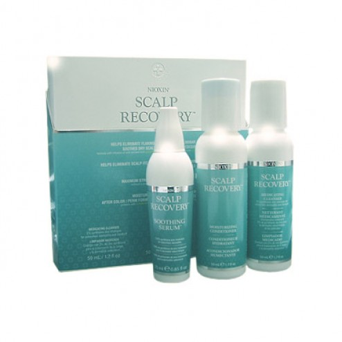 Scalp Recovery Trial Kit by Nioxin