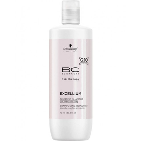 Schwarzkopf BC Bonacure Excellium Q10+ Plumping Shampoo