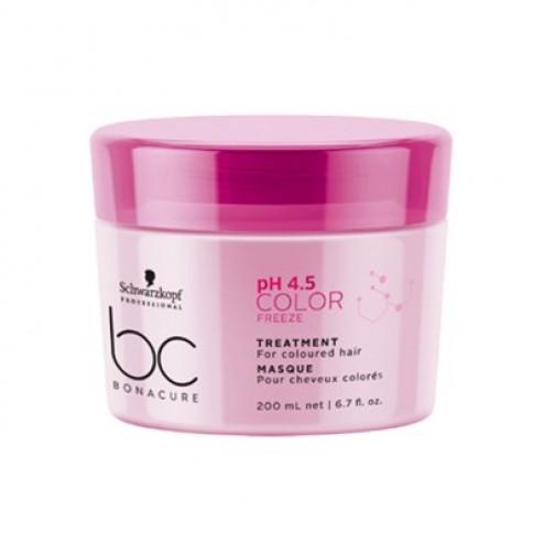 Schwarzkopf BC Bonacure Color Freeze Treatment 6.8 Oz