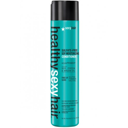 Sexy Hair Healthy Sexy Hair Color Safe Soy Moisturizing Conditioner 10.1 Oz